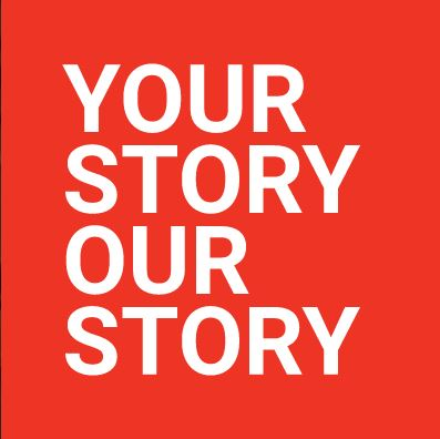 Your Story Our Story logo